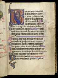 Beatus Page, The Felbrigge Psalter